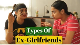 Types Of Ex-Girlfriends (ft.Mostly Sane) |  Captain Nick thumbnail