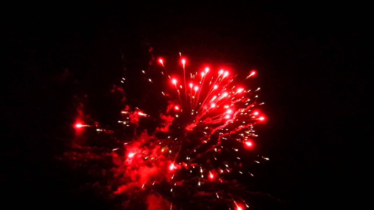 5 Shots Reaper Shells Firework - BIG Fireworks - YouTube