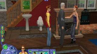 Sims 2 Gameplay - HIGH QUALITY