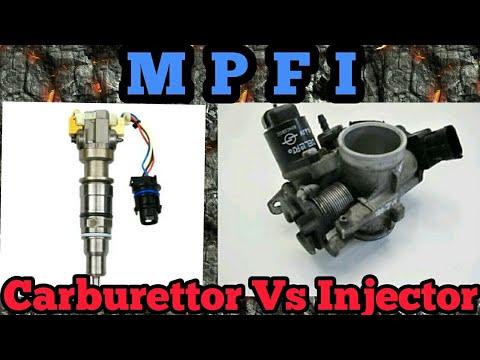 MPFI | Carburettor vs Injectors