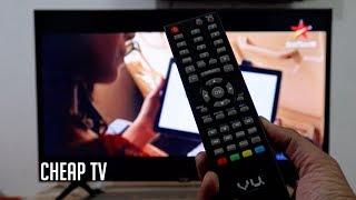"""VU 32"""" TV - Why this TV is so Cheap ₹ 7500"""
