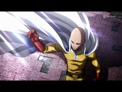One Punch Man [AMV] Leave It All Behind