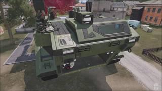 Secure the Elephants! Arma 3 T-1 Zeus OPTRE Halo Ops