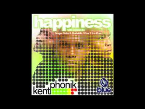 Kentphonik - Happiness feat Lolo (Gregor Salto And DJ Madskillz Africa Remix)