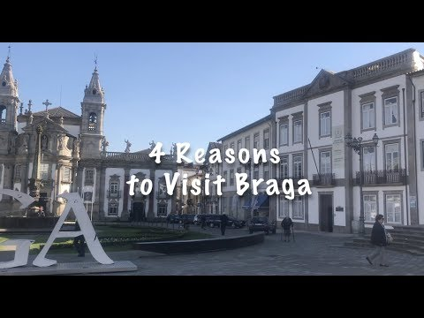 DaHungryCouple explores Portugal: 4 Reasons to Visit Braga 联合国世界遗产城市之一——布拉加