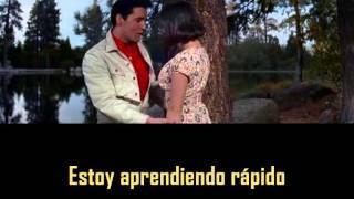 ELVIS PRESLEY - Catchin on fast   ( con subtitulos en español  ) BEST SOUND