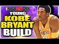 NBA 2K20 BEST Kobe Bryant All-Around Shooting Guard Build!