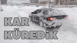 Audi A5 Kar Küreme Aracı
