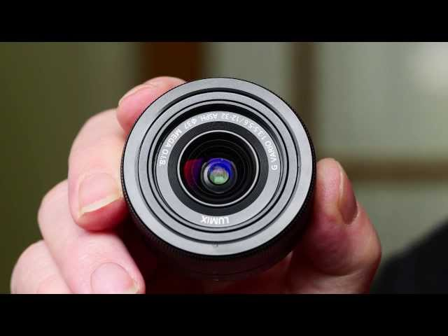 A Look At The Panasonic 12-32mm Ultra-Compact Zoom Lens