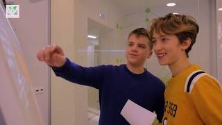 Гости из Калининграда в Курчатовской школе