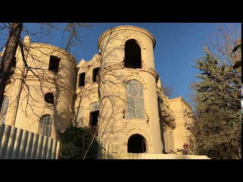 Реставрация Домика (дачи) Эльзы в Пятигорске