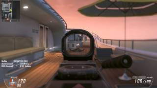 Call Of Duty Black Ops 2 - Gun Game on Hijacked