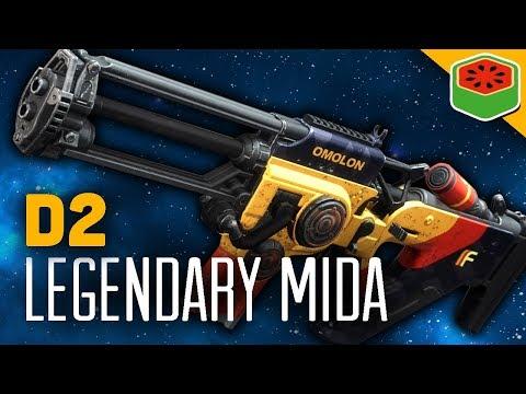 LEGENDARY VERSION OF MIDA!? - PLEIADES CORRECTOR | Destiny 2 Gameplay