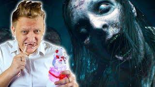 Что случилось с ВАРПАЧЕМ на СТРИМЕ ??? Самая страшная игра - Resident Evil 2 Remake прохождение