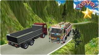 Indian truck mountain driver simulator games full games