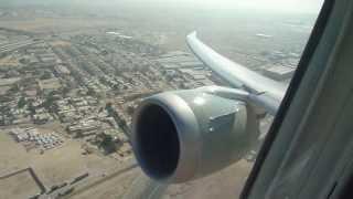 Video Qatar Airways Boeing 787-8 Dreamliner Takeoff from Doha - Window View download MP3, 3GP, MP4, WEBM, AVI, FLV Maret 2018