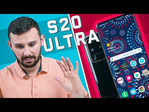 ПЕРЕШЕЛ НА Samsung Galaxy S20 Ultra   КАК ОНО?