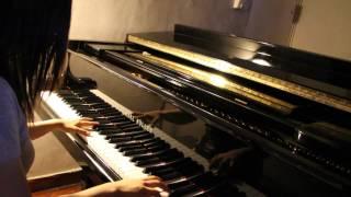 謝安琪 眼淚的名字 (我愛你愛你愛我 插曲) 鋼琴版 Cover by Melody