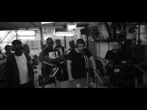 Jarod a invité le rap français en Freestyle sur Skyrock