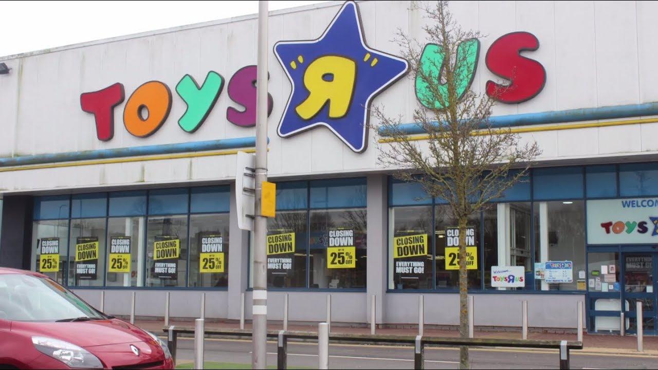 Hd Northampton Toys R Us Closing Down Sale Smyths Toy