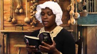 First African-American Poet former slave Phillis Wheatley Oct 1, 1775