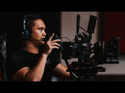 Filming A Studio Performance (RED Gemini)