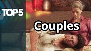 Top 5 - Couples in gaming
