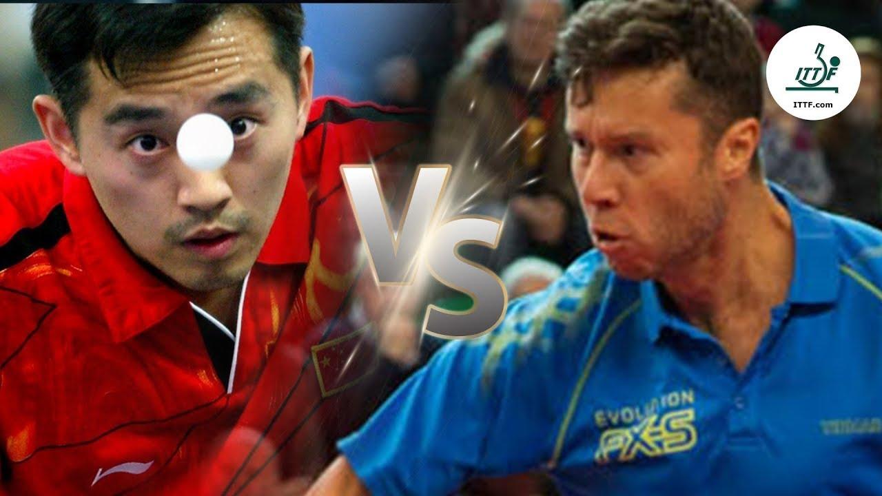 Download Vladimir Samsonov vs Kong Linghui   1997 World Table Tennis Championships   FULL MATCH