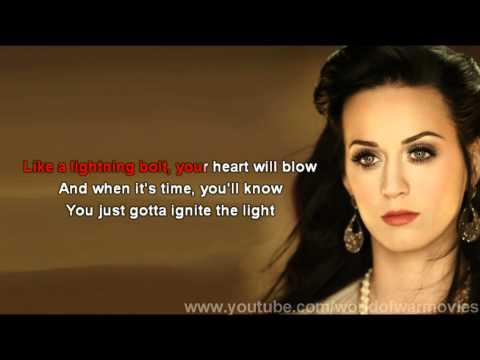 Katy Perry - Firework (Lyrics) Full HD