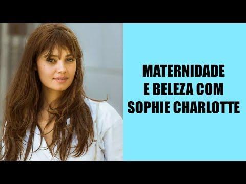 Maternidade e cabelo de novela com Sophie Charlotte - Lilian Pacce