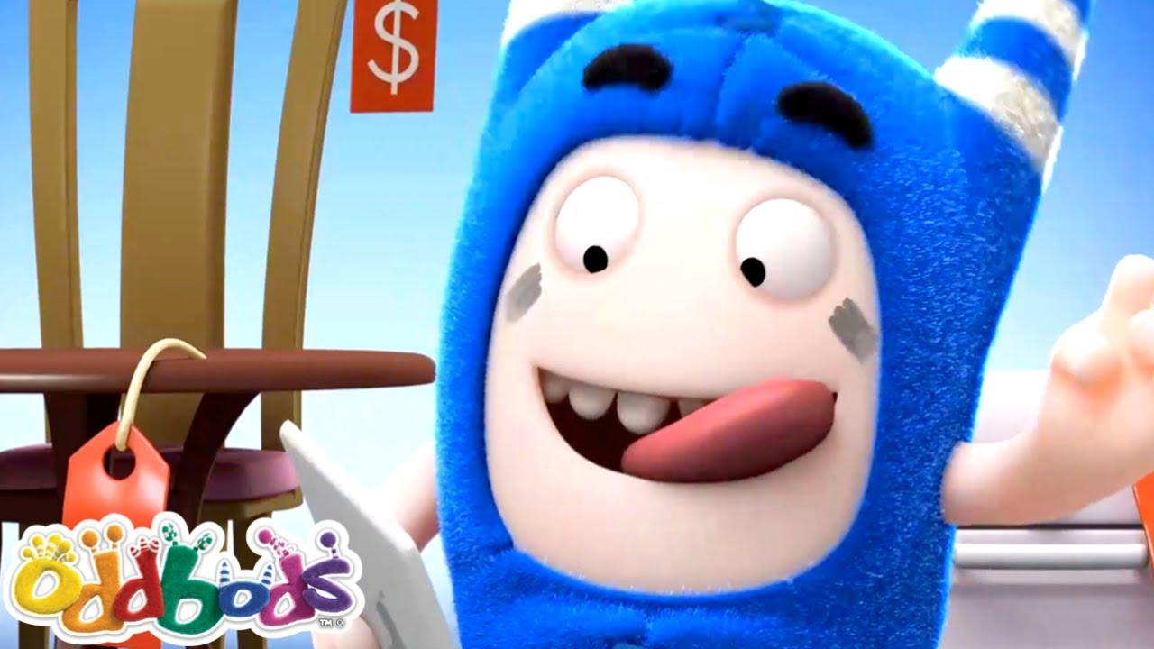 Vota I Migliori Episodi | Oddbods | Cartoni Animati Divertenti per Bambini