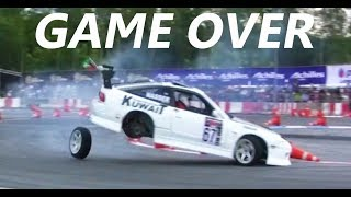 Best Drifting FAILS and CRASHES 2018 Epic Fail Compilation