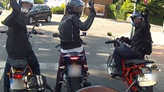 [GoPro-HD] - chillin around - Yamaha R125, Sachs X-Road, KTM LC2, Varadero 125