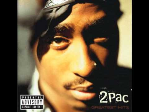 2Pac-Picture Me Rollin (Slowed & Chopped)