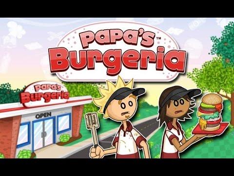 Готовим бургеры