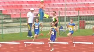 400 м/б, Командний ЧУ у Луцьку, фінал 7.06.2017