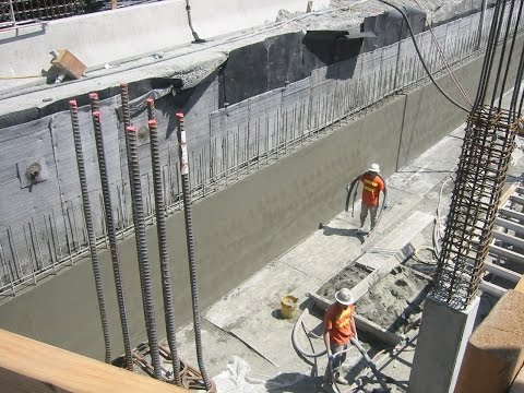 How to Build a Structural Shotcrete Wall (UCLA Hospital Project)