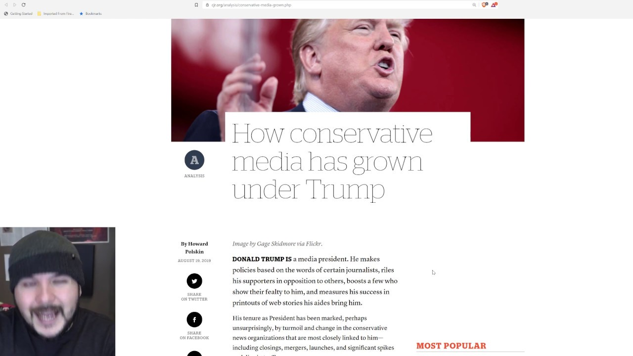 Fox News Is Close To Overtaking CNN Online, CNN Is Getting Scared