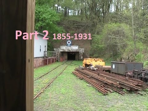 No. 9 Coal Mine & Museum Part 2 - 1855-1931