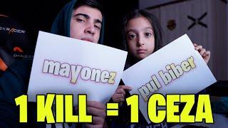 KARDEŞİMLE 1 KILL = 1 CEZA (Türkçe Fortnite)
