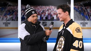 Lazlo Holmes returns for an exclusive interview with Tuukka Rask