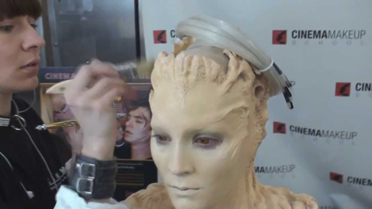 Special Effects Makeup at IMATS 2013 - Anna Cichon Scholarship ...