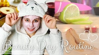 ♡ BEAUTY DAY ROUTINE ♡ | BibisBeautyPalace Thumbnail