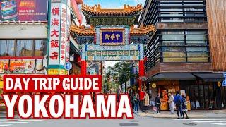 A Cheapo's Day Trip Guide to Yokohama