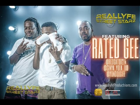 #ReallyfeStreetStarz - Rated Gee speak on dallas top 5, and big chief collab!