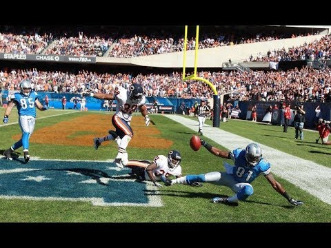 Lions Vs Bears 2010 Highlights Calvin Johnson Rule