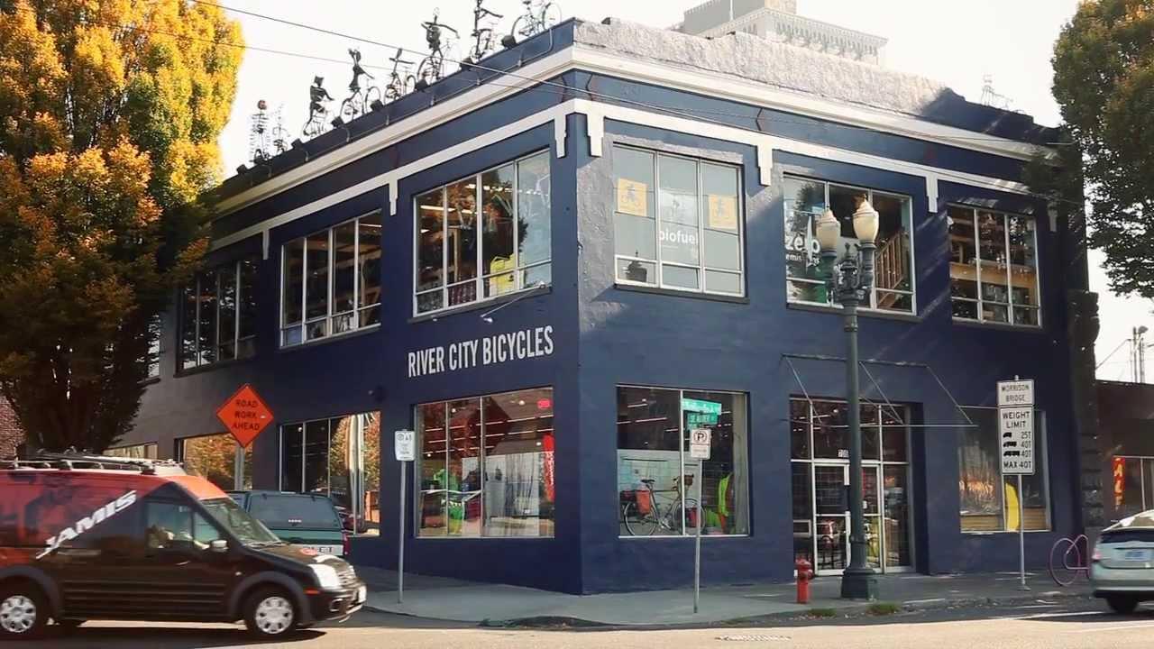 We Speak Jamis River City Bicycles