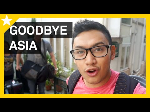 GOODBYE ASIA! GOING HOME - Asian Invasion 2014 (Day 12) - ohitsROME vlogs