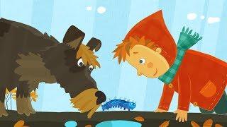 Яблучка - п'яти | Новий розвиваючий мультфільм для дітей