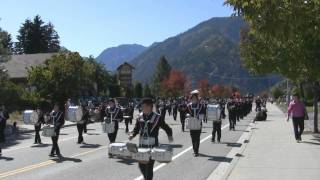 Hey Song - Leavenworth 2009 - MHS Marching Band